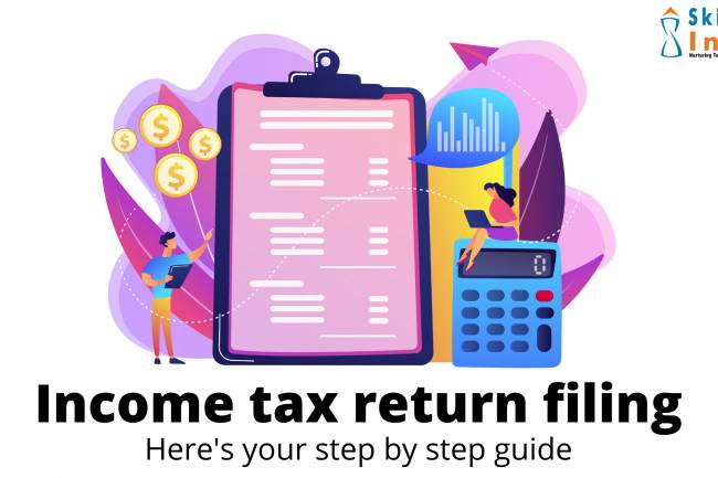 Income tax return filing: Here's your step by step guide