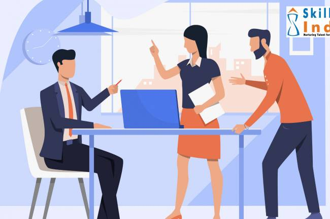 What kind of styles do managers use to solve conflicts at the workplace?