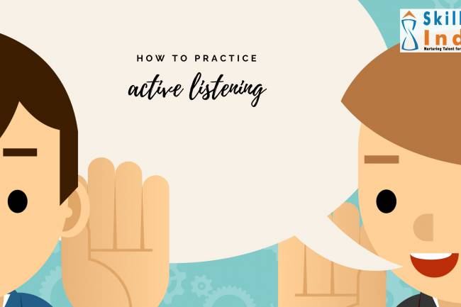 How to practice active listening?