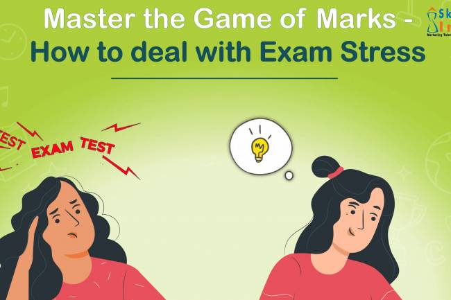 Master the Game of Marks- How to deal with Exam Stress!