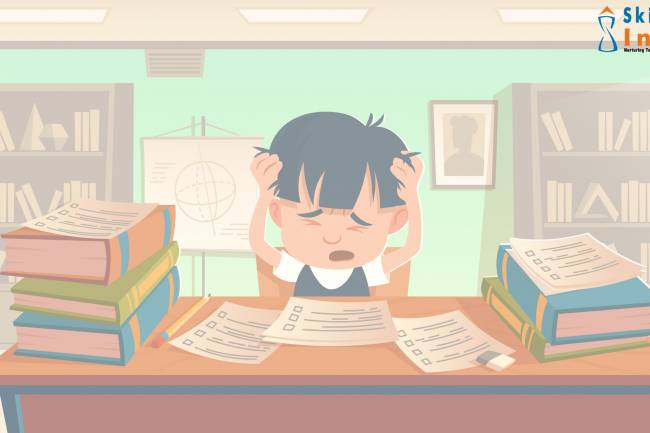 Stress in children: Which signs show that your child is in stress